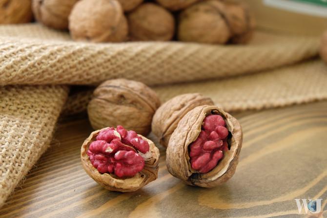 Where did the Red Livermore Walnut Originate?