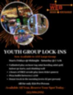 Youth Group Lockin