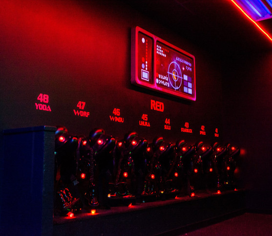 Laser Tag Cincinnati, West Chester, OH   The WEB Extreme