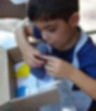 oficinas de costura para criança