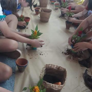 oficina infantil - recreação para eventos