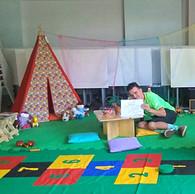 ESPAÇO KIDS - CANTINHO LÚDICO