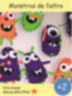 oficina de monstros para criança