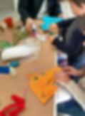 oficina de cavalinho de pau para criança