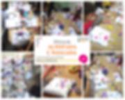 oficina infantil de customização para crianças