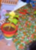 oficina de jardinagem para criança