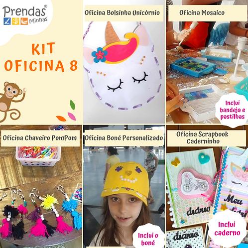 Kit Oficina 8