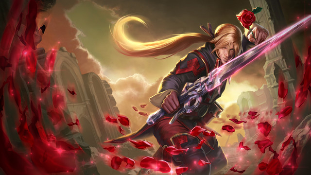 Blackfeather for Vainglory fanpage