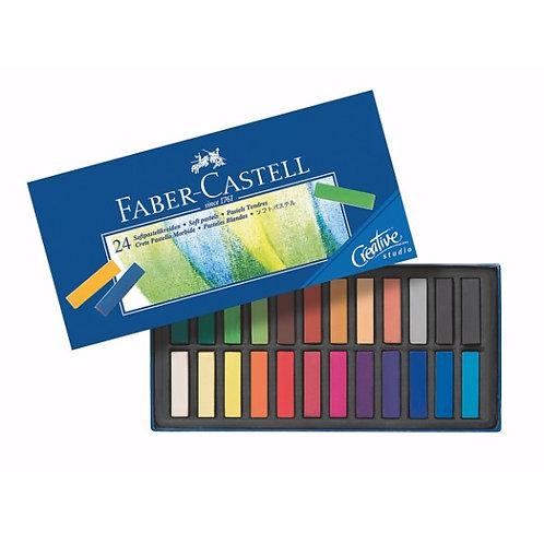 Creative Studio Soft Pastels - Set of 24