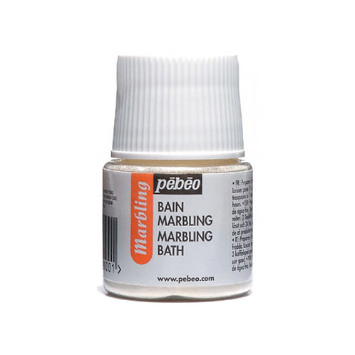 Pebeo Marbling Bath Thickener - 45ml