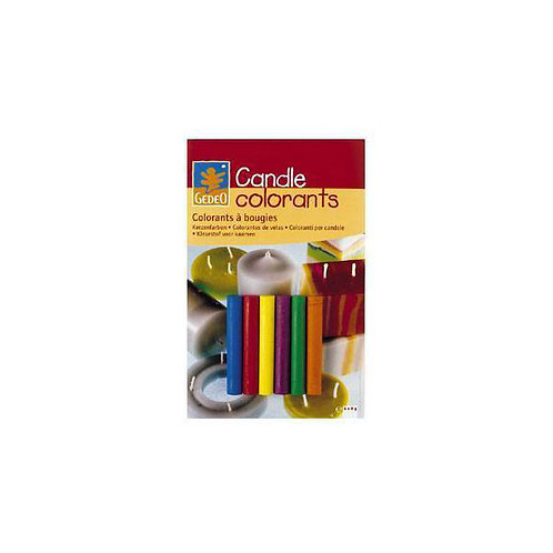 Gedeo Candle Colorants