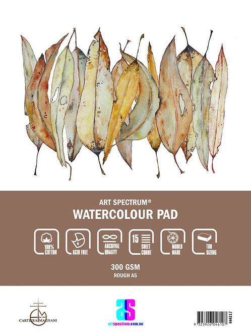 Watercolour Cotton Pad