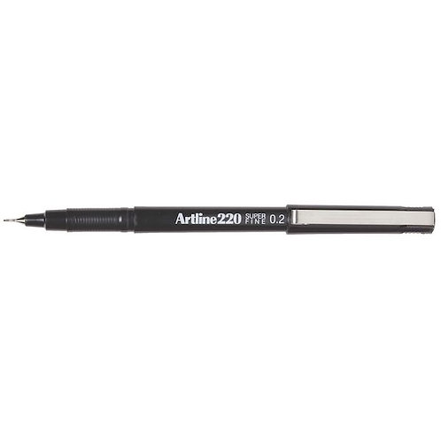Artline 220 Fineliner 0.2mm