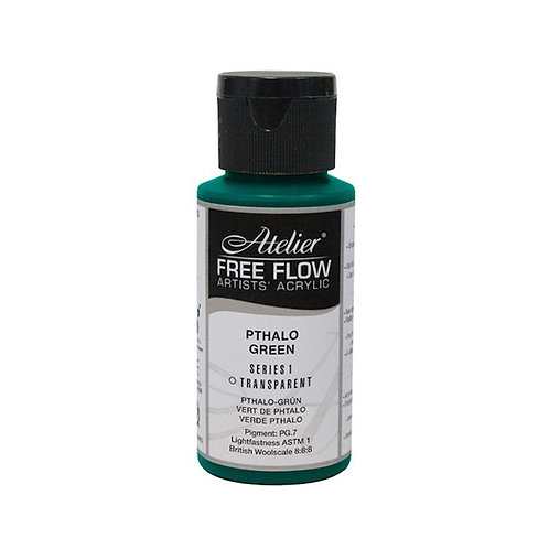 Atelier Free Flow Artists Acrylic 60ml - Series 1