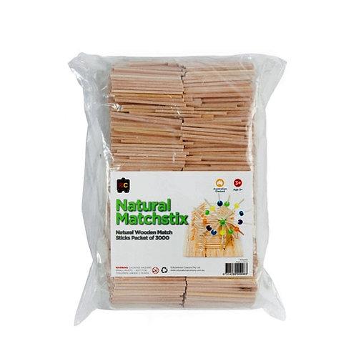 EC Natural Matchstix
