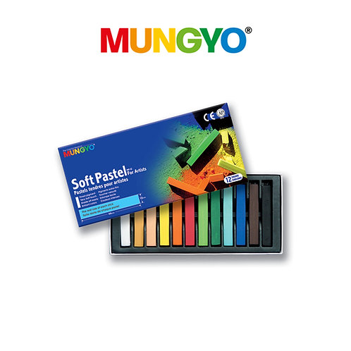 Mungyo Soft Pastel For Artists