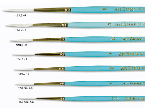 Art Basics Taklon Long Liner