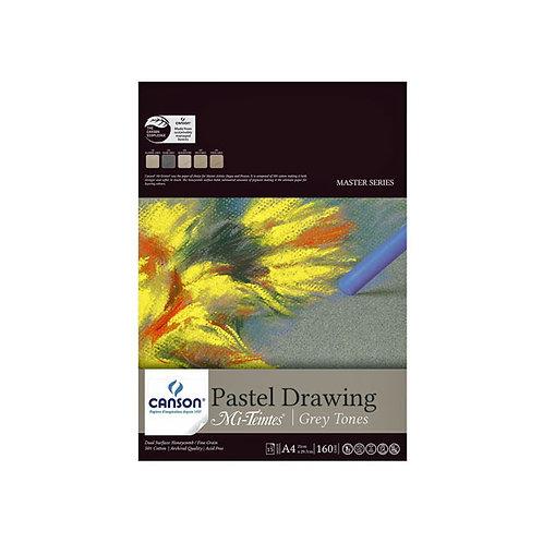 Mi-Teintes Grey Tones Pastel Drawing Pad