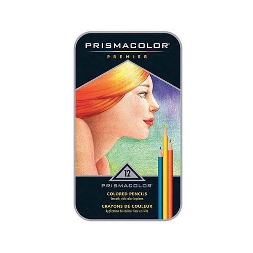 Prismacolor Premier Soft Core Pencils Set of 12