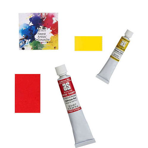 Art Spectrum Gouache - Cadmium Colours