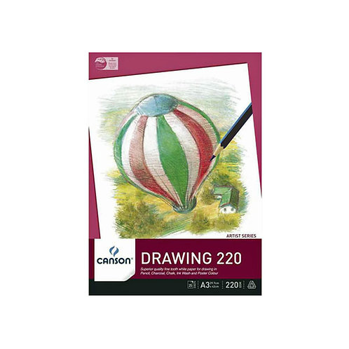 Canson Artist Series Drawing Pad 220GSM