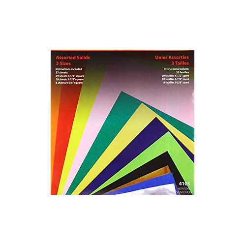 Origami Assorted Solids Pack