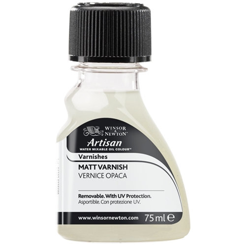 Artisan Water Mixable Matt Varnish