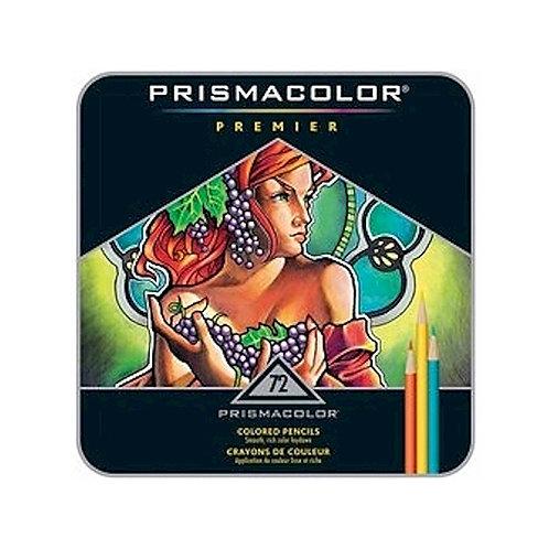Prismacolor Premier Soft Core Pencils Set of 72