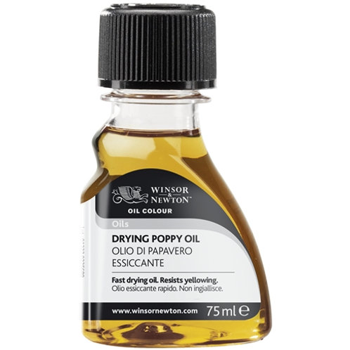 Winsor and Newton Drying Poppy Oil