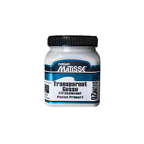 Matisse MM26 Transparent Gesso