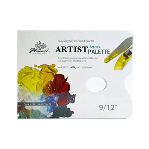 Phoenix Tear-off Paper Palette Pads