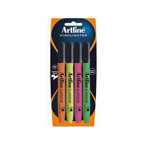 Artline Supreme Highlighters