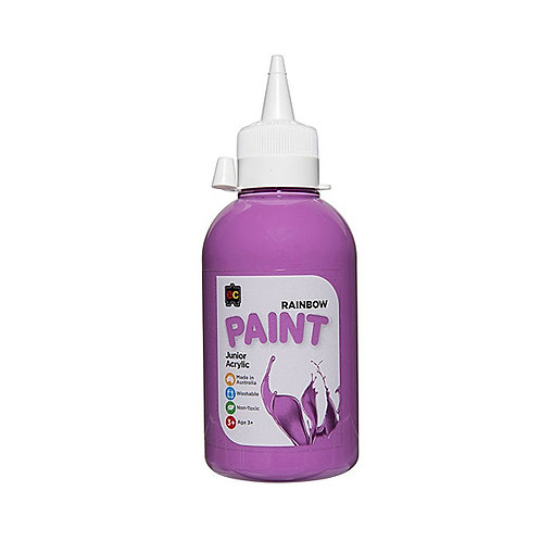 EC Rainbow Paint Junior Acrylic