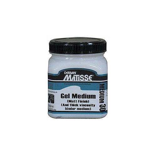 Matisse MM30 Matt Gel Medium