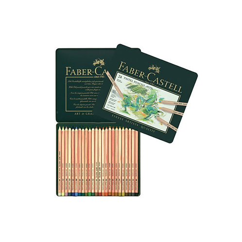 Faber Castell Pitt Pastel Pencils Set of 24