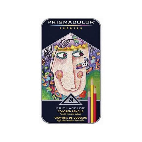 Prismacolor Premier Soft Core Pencils Set of 24