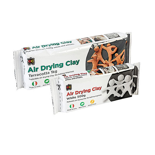 EC Air Drying Clay