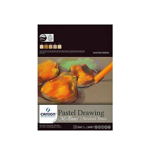 Mi-Teintes Neutral Tones Pastel Drawing Pad