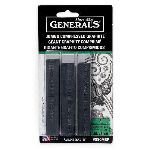 General's Jumbo Graphite Sets