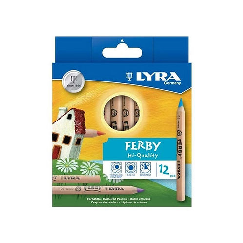 Lyra Ferby Colour Pencils Set of 12