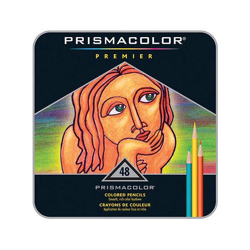 Prismacolor Premier Soft Core Pencils Set of 48