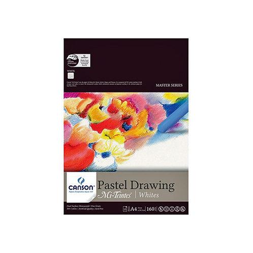 Mi-Teintes Whites Pastel Drawing Pad