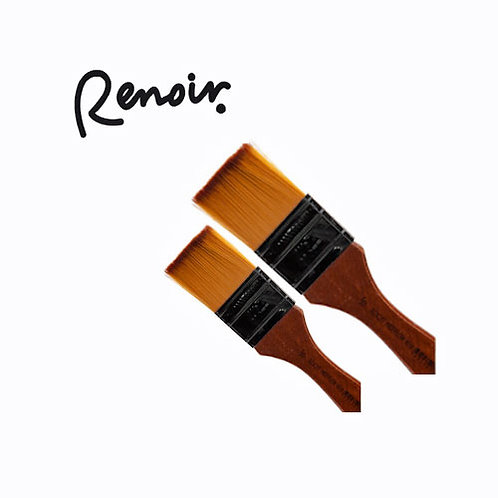 Renoir Wideflow Synthetic Brush