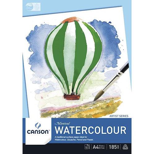 Canson Montval Watercolour Paper 300GSM