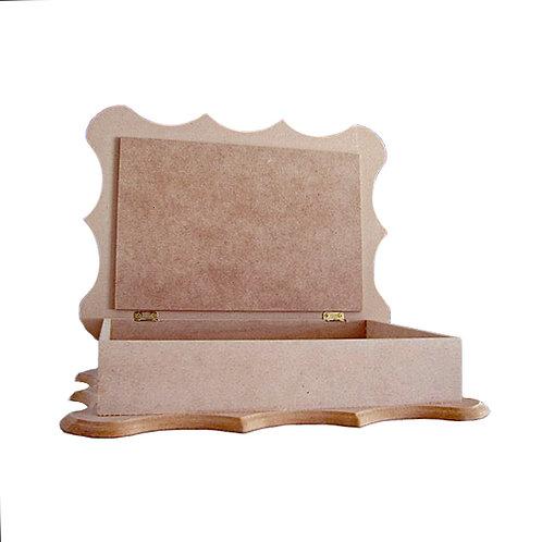 MDF Scallop Box