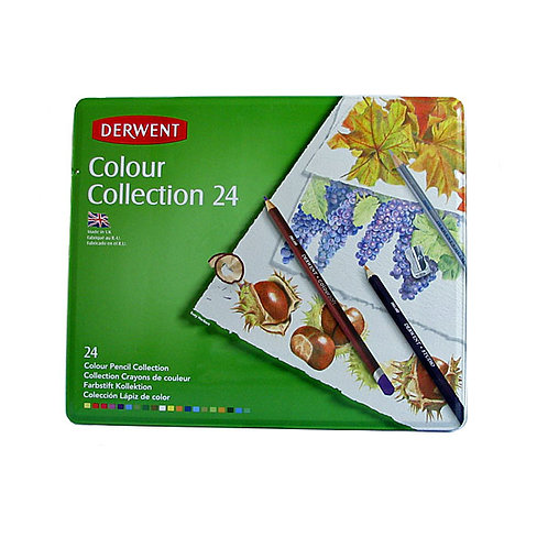 Derwent Colour Collection 24