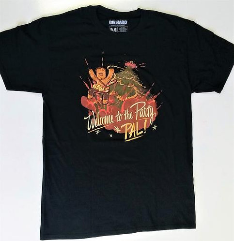 Die Hard - Welcome To The Party T-Shirt