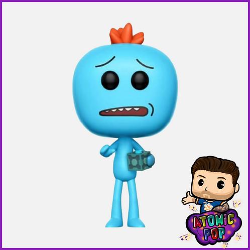 Rick and Morty - Mr Meeseeks with Meeseeks Box#180
