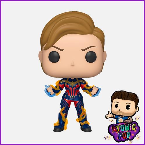 Avengers: Endgame - Captain Marvel with New Hair #576