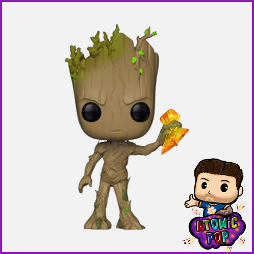 Avengers: Infinity War - Groot #416